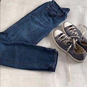 Ann Taylor Modern Fit Skinny Stretch Jeans Size 6